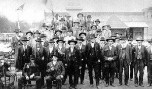43rd Reunion gbshha7 1 300x177 - The Amazing life of Amon Cline - by Rick Cline