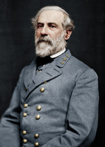 Robert E. Lee 11 214x300 - The Amazing life of Amon Cline - by Rick Cline