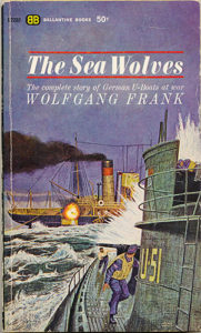 SeaWolves PB 44 181x300 - The Sea Wolves - paperback - By Wolfgang Frank