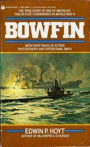 BowfinPB1 183x300 - Bowfin – paperback - By Edwin P. Hoyt
