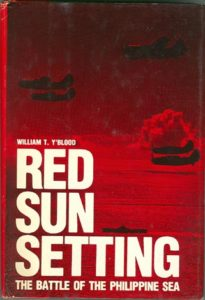RedSunSetting 205x300 - Red Sun Setting - By William T. Y'Blood