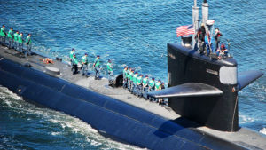 USSDallas SSN 300x169 - Naval News