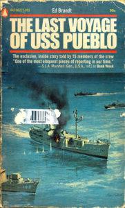 LastVoyageofUSSPueblo 1 181x300 - The Last Voyage Of USS Pueblo - By Ed Brandt