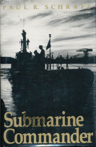 SubmarineCommander HB 3 1 196x300 - Submarine Commander - By Paul R. Schratz