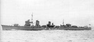 Isokaze JapaneseDestroyerWWII 1 300x135 - Naval News