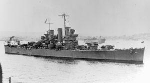 USSHelenaCL 50 SouthPacific 1943 NH 95814 1 300x167 - Naval News