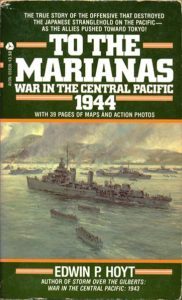 ToTheMarianas PB 1 182x300 - To The Marianas - By Edwin P. Hoyt