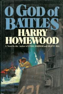 OGodOfBattlesHB 201x300 - O God Of Battles - hardback - By Harry Homewood.