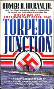 TorpedoJunction PB 182x300 - Torpedo Junction - By Homer H. Hickam, Jr.