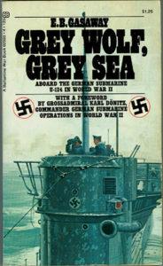 GreyWolfPB2 184x300 - Grey Wolf, Grey Sea - By E. B. Gasaway